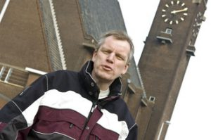 Ad Vastenhoud, missionair predikant Bethlehemkerk, Den Haag