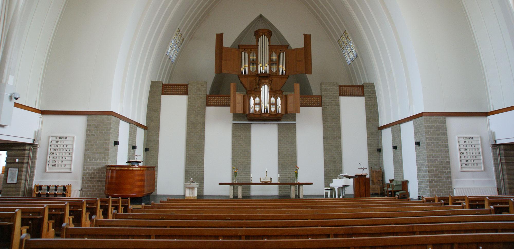 Kerkgebouw Den Haag