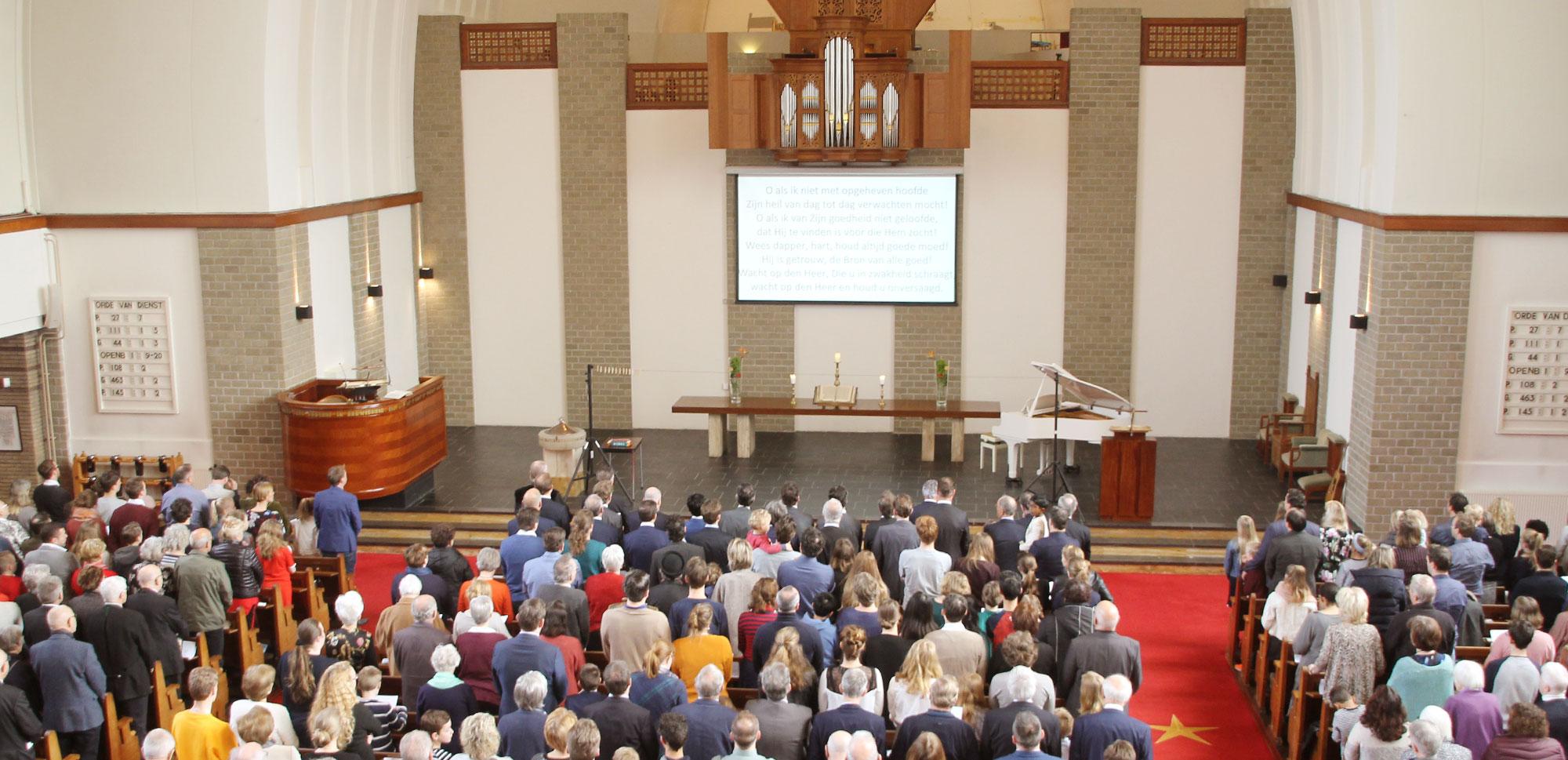 Kerkdienst Den Haag